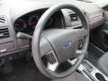2011 Blue Flame Metallic Ford Fusion SE  photo #14