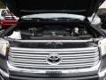 2016 Magnetic Gray Metallic Toyota Tundra Limited CrewMax 4x4  photo #16