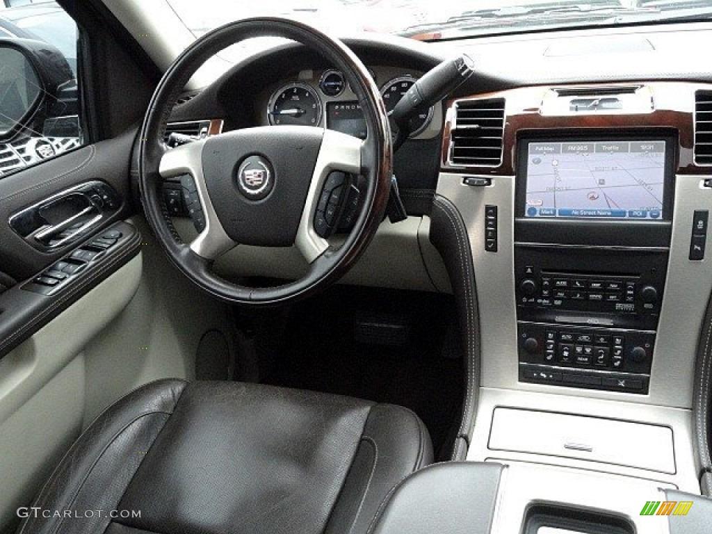 2012 black raven cadillac escalade platinum awd 119576947 photo 13 car color for Cadillac escalade interior colors