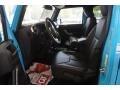 Black Interior Photo for 2017 Jeep Wrangler Unlimited #119613420