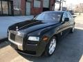 Diamond Black 2010 Rolls-Royce Ghost