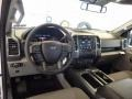 Earth Gray Interior Photo for 2017 Ford F150 #119617756