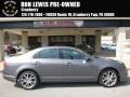 Sterling Grey Metallic 2010 Ford Fusion SEL V6