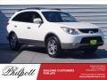 Stone White 2012 Hyundai Veracruz Limited