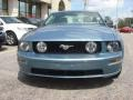 2006 Windveil Blue Metallic Ford Mustang GT Premium Coupe  photo #8