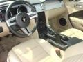 Light Parchment 2006 Ford Mustang GT Premium Coupe Dashboard