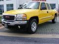 Flame Yellow 2005 GMC Sierra 1500 Gallery