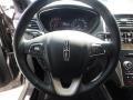 2017 Lincoln MKC Ebony Interior Steering Wheel Photo