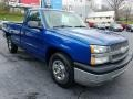 Arrival Blue Metallic 2004 Chevrolet Silverado 1500 Gallery