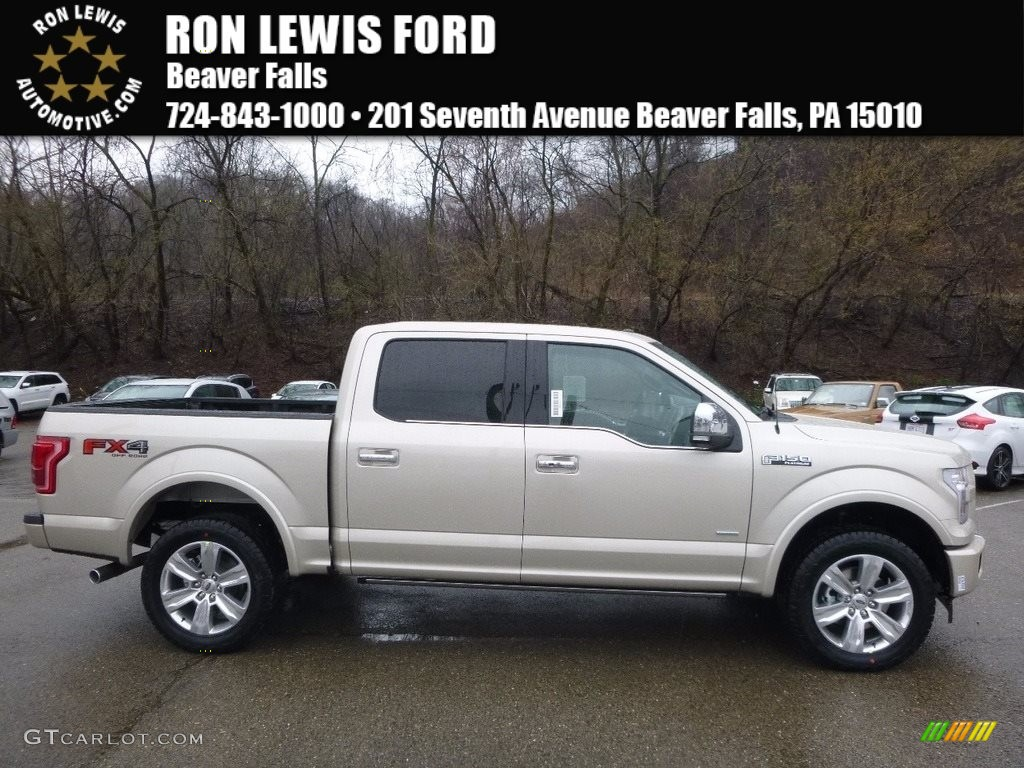 White Gold F White Gold Ford F
