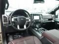 Limited Brunello Interior Photo for 2017 Ford F150 #119688948