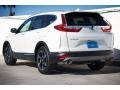 2017 White Diamond Pearl Honda CR-V Touring  photo #2
