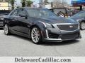 Phantom Gray Metallic 2016 Cadillac CTS CTS-V Sedan