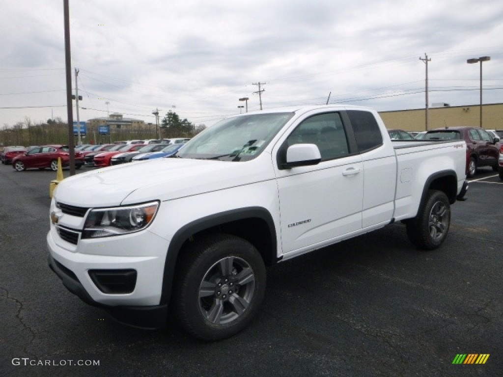 2017 summit white chevrolet colorado wt extended cab 4x4 119603074 photo 20. Black Bedroom Furniture Sets. Home Design Ideas