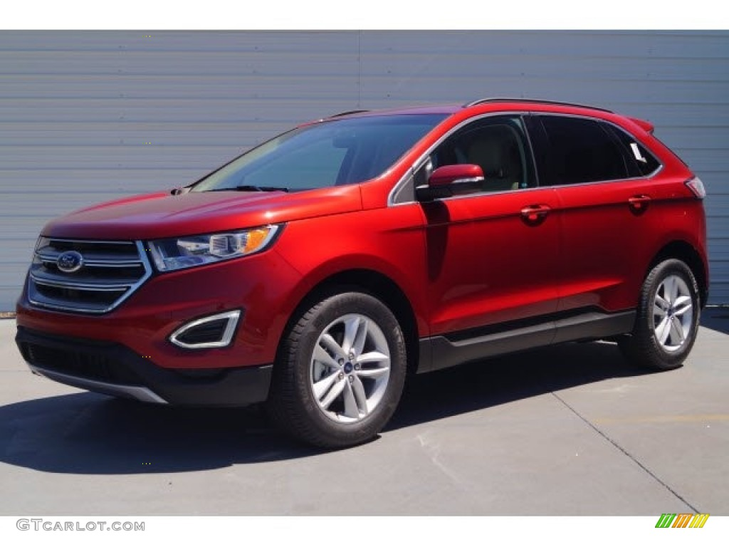 2017 ruby red metallic ford edge sel 119719652 photo 3 car color galleries. Black Bedroom Furniture Sets. Home Design Ideas