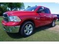Flame Red 2017 Ram 1500 Big Horn Crew Cab