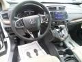 2017 White Diamond Pearl Honda CR-V Touring AWD  photo #12