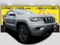 2017 Billet Silver Metallic Jeep Grand Cherokee Limited 4x4 #119719444