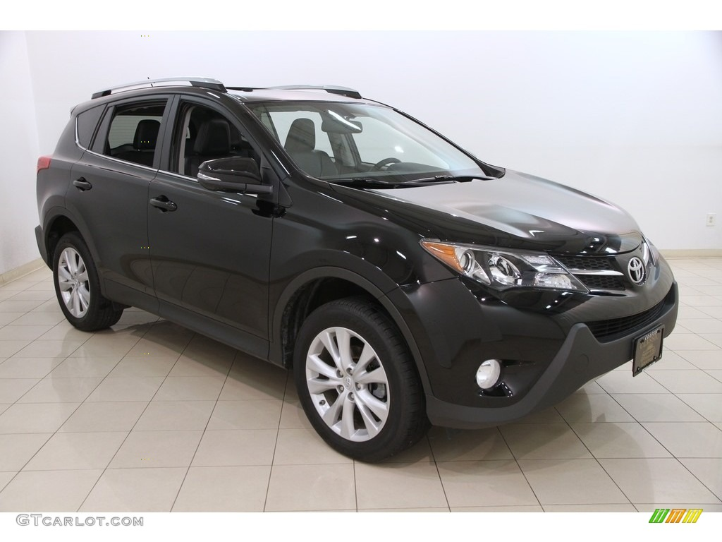 2015 black toyota rav4 limited awd 119719903 car color galleries. Black Bedroom Furniture Sets. Home Design Ideas