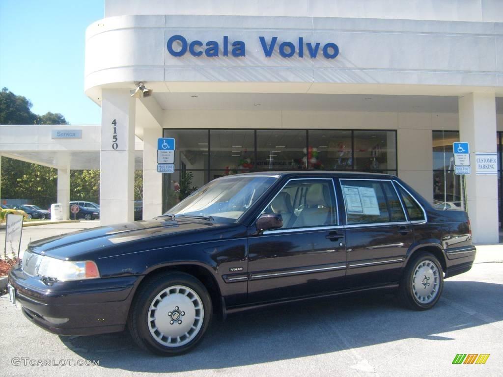 1996 amethyst metallic volvo 960 sedan 1173002 car color galleries. Black Bedroom Furniture Sets. Home Design Ideas