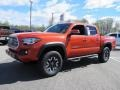 Inferno Orange 2017 Toyota Tacoma Gallery