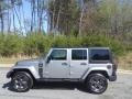 Billet Silver Metallic 2017 Jeep Wrangler Unlimited Gallery