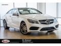 Polar White 2016 Mercedes-Benz E 550 Coupe