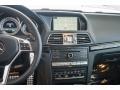 Controls of 2016 E 550 Coupe