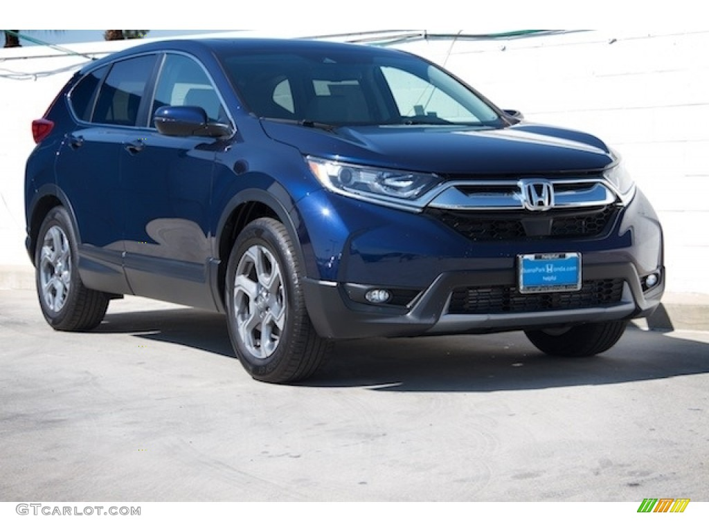 2017 obsidian blue pearl honda cr v ex l 119792632 car color galleries. Black Bedroom Furniture Sets. Home Design Ideas