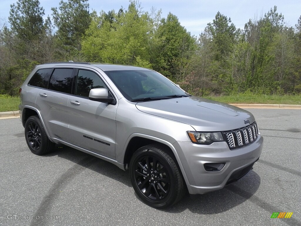 billet silver metallic 2017 jeep grand cherokee laredo 4x4 exterior photo 119837639. Black Bedroom Furniture Sets. Home Design Ideas