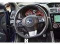 Carbon Black Steering Wheel Photo for 2016 Subaru WRX #119841686