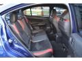 Carbon Black Rear Seat Photo for 2016 Subaru WRX #119841875