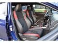 Carbon Black Front Seat Photo for 2016 Subaru WRX #119841953