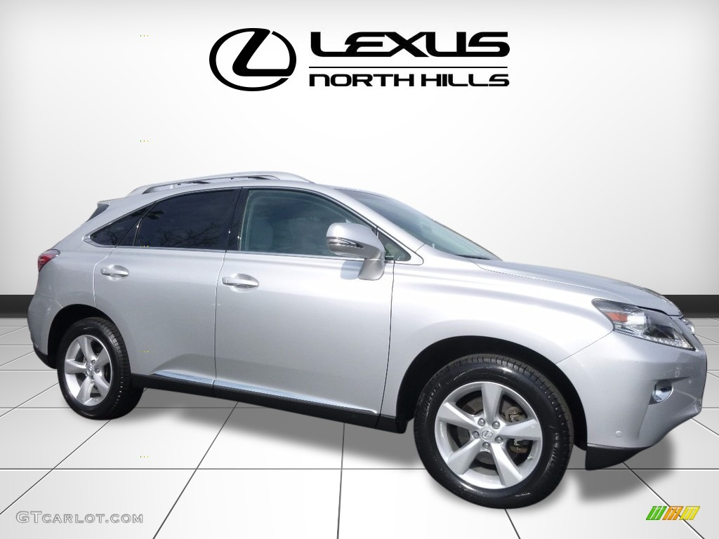 2014 silver lining metallic lexus rx 350 awd 119846994. Black Bedroom Furniture Sets. Home Design Ideas
