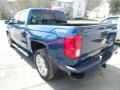 Deep Ocean Blue Metallic - Silverado 1500 High Country Crew Cab 4x4 Photo No. 7