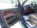 Deep Ocean Blue Metallic - Silverado 1500 High Country Crew Cab 4x4 Photo No. 15