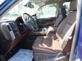 Deep Ocean Blue Metallic - Silverado 1500 High Country Crew Cab 4x4 Photo No. 20