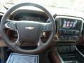 Deep Ocean Blue Metallic - Silverado 1500 High Country Crew Cab 4x4 Photo No. 23