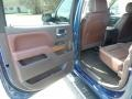 Deep Ocean Blue Metallic - Silverado 1500 High Country Crew Cab 4x4 Photo No. 48