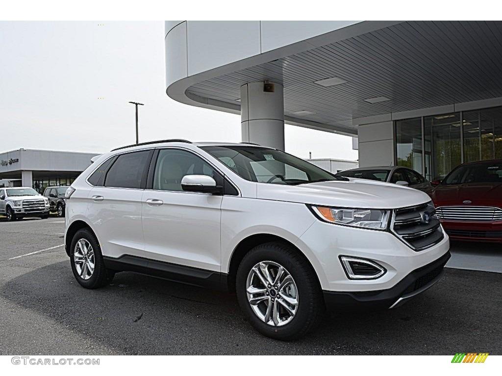 2017 white platinum metallic ford edge sel awd 119847221 photo 18 car color. Black Bedroom Furniture Sets. Home Design Ideas