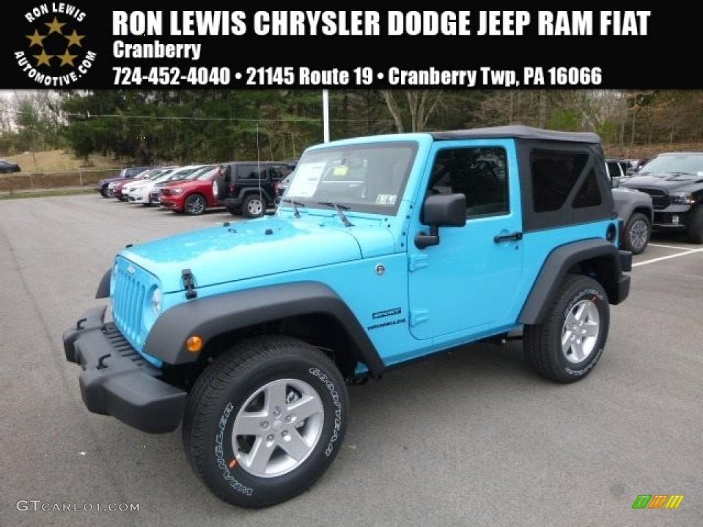 2017 chief blue jeep wrangler sport 4x4 119883675 photo 18 car color galleries. Black Bedroom Furniture Sets. Home Design Ideas
