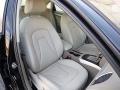 Beige 2010 Audi A4 Interiors