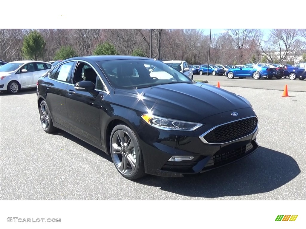 2017 shadow black ford fusion sport awd 119909490 photo 21 car color galleries. Black Bedroom Furniture Sets. Home Design Ideas