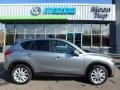 Liquid Silver Metallic 2014 Mazda CX-5 Grand Touring AWD