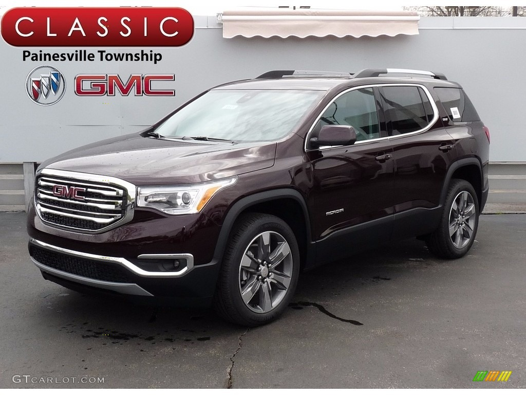 Permalink to 2017 Gmc Acadia Colors