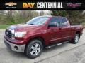 2008 Salsa Red Pearl Toyota Tundra SR5 Double Cab 4x4 #119970644