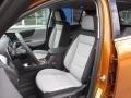 Medium Ash Gray 2018 Chevrolet Equinox Interiors
