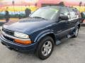 Indigo Blue Metallic 2003 Chevrolet Blazer Gallery