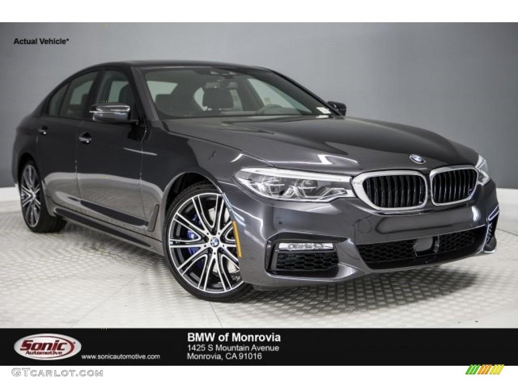 Bmw Imperial Blue Metallic >> 2017 Dark Graphite Metallic BMW 5 Series 540i Sedan #119989267 Photo #12 | GTCarLot.com - Car ...