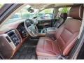 Brownstone Metallic - Silverado 1500 High Country Crew Cab 4x4 Photo No. 17